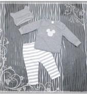 Фото Детский комплект Мышка серая Baby Boom
