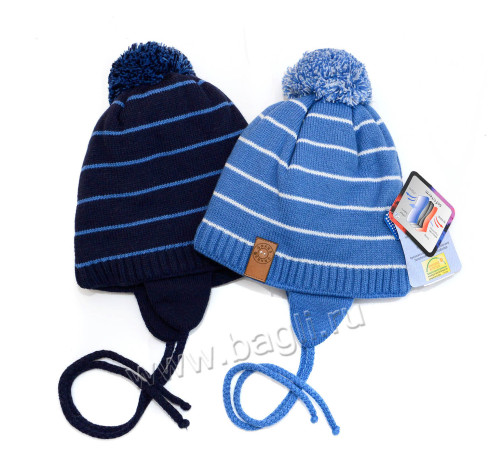 Фото Зимняя шапка для мальчиков Leader-2. Grans, Польша