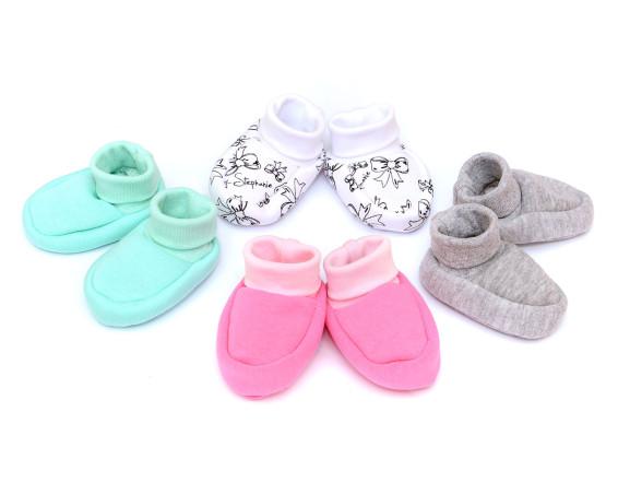 Фото Пинетки для новорожденных Baby Boom