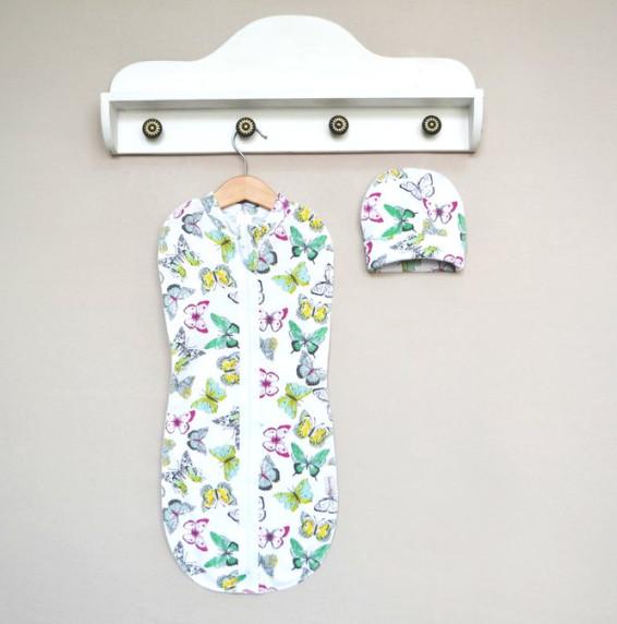 Фото Комплект для новорожденных Бабочки Baby Boom
