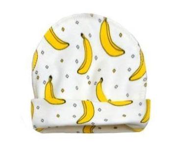 Фото Шапочка для новорожденных Бананы Baby Boom