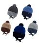 Фото Зимняя шапка для мальчиков Prikinder, размер 54