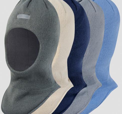 Фото Зимний шлем Prikinder, 30% шерсть. Размер 50