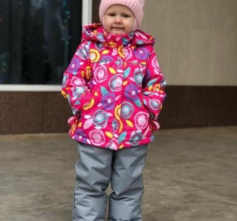 Фото Мембранный комплект Пончики малиновый Lapland
