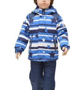 Фото Мембранный комплект для мальчика Звезды