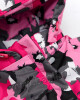 Фото Мембранный комплект Маки малиновый Lapland