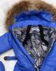 Фото Мембранный комбинезон Пиколино небесный голубой
