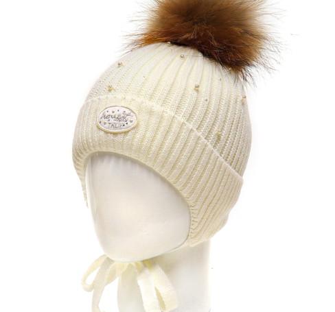 Фото Зимняя шапка на изософте Molly Barbaras Польша