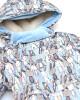 Фото Конверт-трансформер Lapland Зайчики голубой