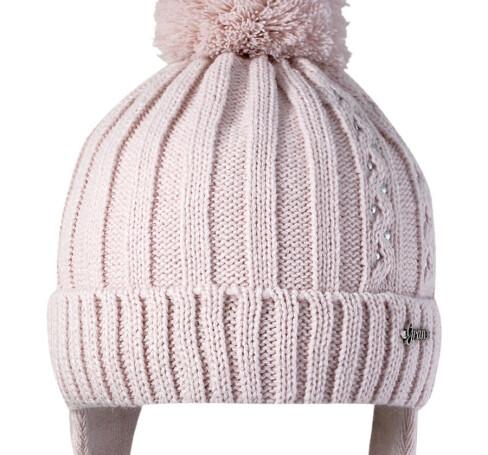 Фото Зимняя шапка для девочки Grans, Польша